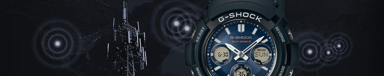 Zegarek Casio Waveceptor
