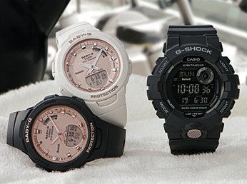 zegarki Casio- baby g