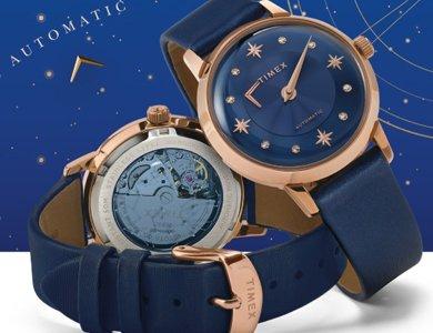 Niebiański Timex Celestial Opulence - zdjęcie