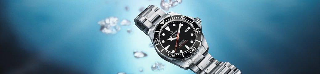 Sportowy zegarek Certina