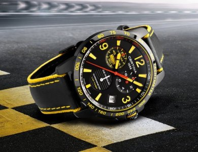 Chronometr Certina DS Podium Chronograph Lap Timer Racing Edition - zdjęcie