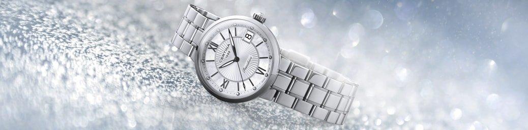 Damski zegarek Certina