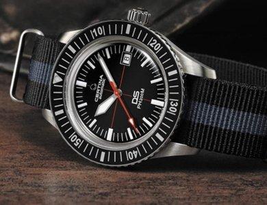 Certina DS PH200M Powermatic 80 zegarkiem roku 2018 - zdjęcie