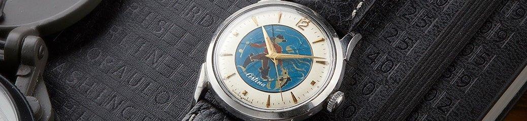 Zegarek Certina Heritage