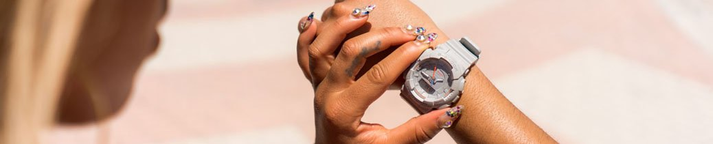 Damskie zegarki G-Shock