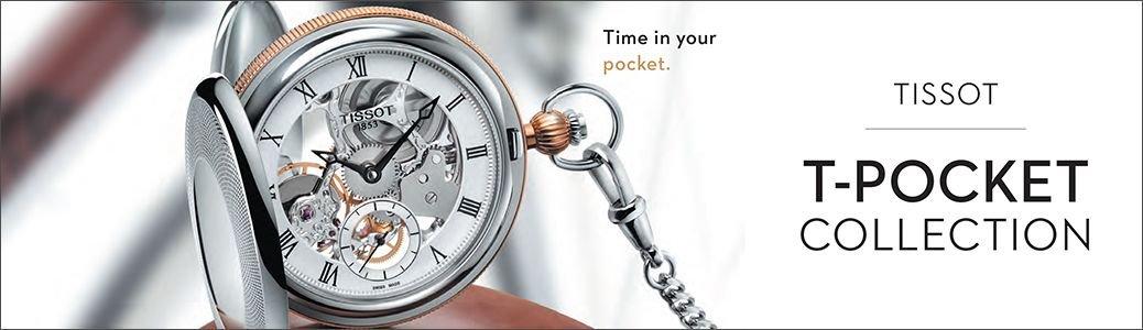 Zegarek Tissot T-Pocket