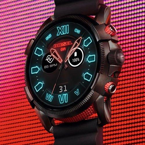Smartwatch 4 generacji marki Diesel.