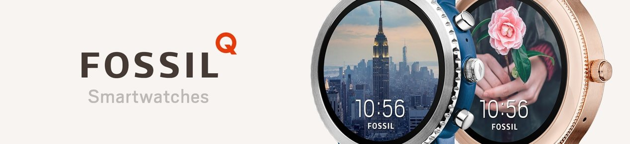 Zegarki Fossil Q Smartwatche