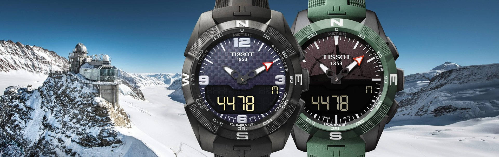 Zegarek Tissot T-Touch Expert Solar