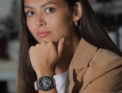 G-Shock dla niej czyli GMA-S140 - zdjęcie