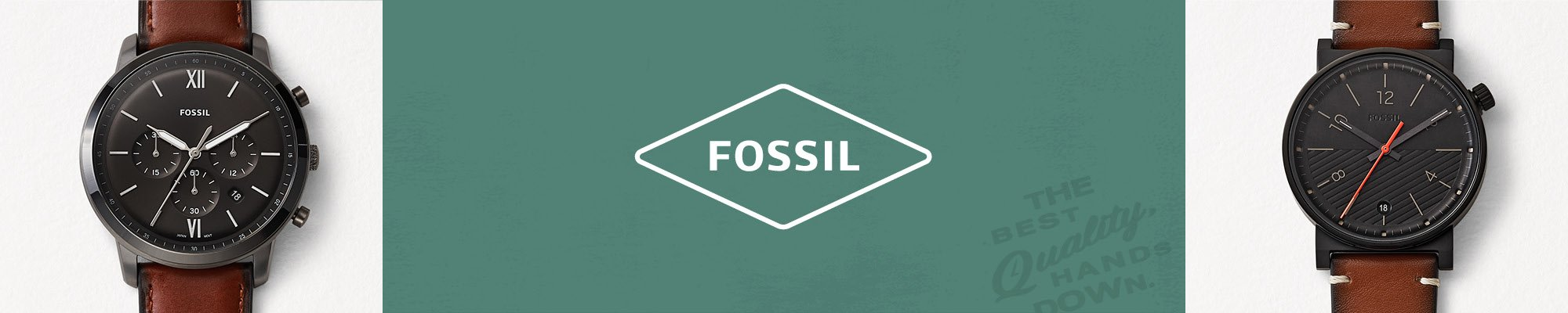 Męskie zegarki Fossil
