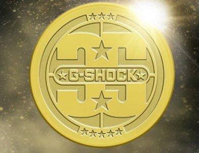 35 urodziny zegarka G-Shock - zdjęcie