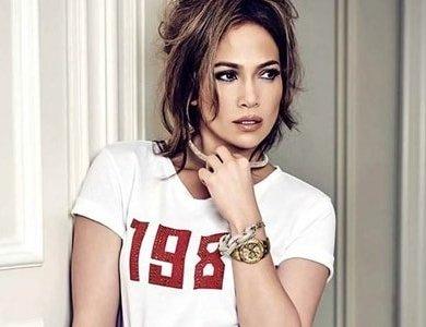 Jennifer Lopez twarzą marki Guess. - zdjęcie