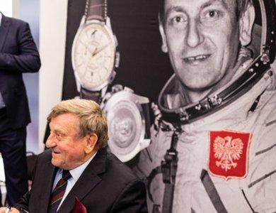 Festiwal zegarków i spotkanie z gen. Mirosławem Hermaszewskim - zdjęcie