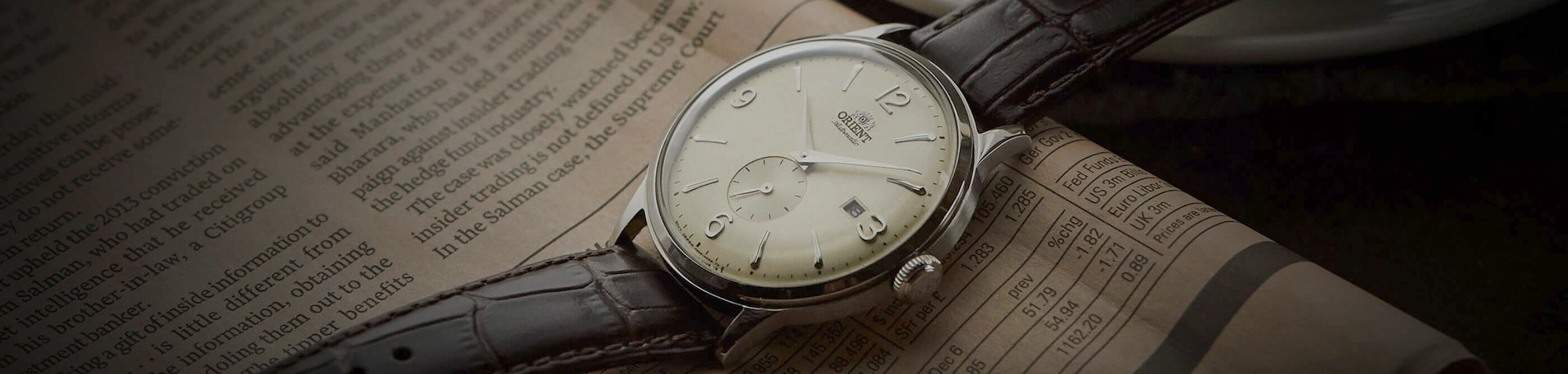Zegarek Orient Automatic