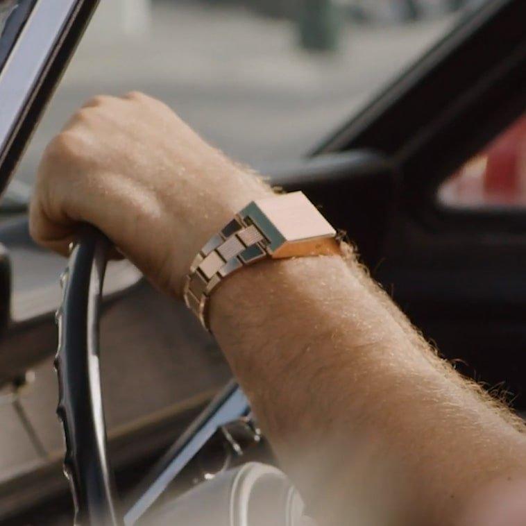 Stylowy zegarek Bulova