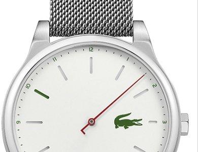 Zegarek z jedną wskazówką od Lacoste - zdjęcie