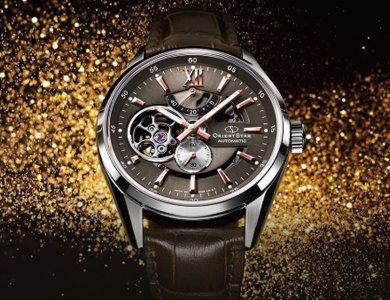 Luksusowe zegarki japońskie Orient Star - zdjęcie