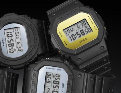 Designerski metaliczny G-Shock! - zdjęcie