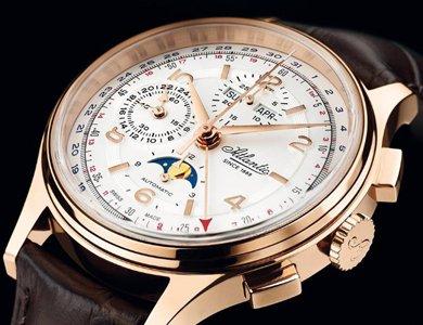 Limitowana edycja Atlantic Moonphase Chronograph Universal! - zdjęcie