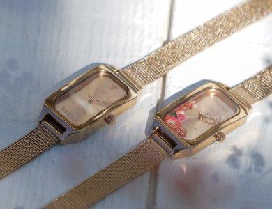 Premiera kwiecistych zegarków czyli Oui & Me w ZEGAREK.NET! - zdjęcie