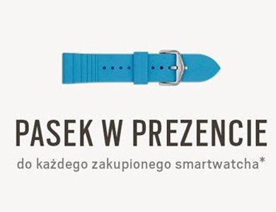W letniej promocji pasek gratis do zakupionego smartwatcha - zdjęcie