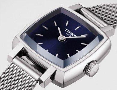 Małe jest piękne! Damskie zegarki Tissot Lovely Square - zdjęcie