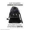 Plecak gratis dla Armani Exchange