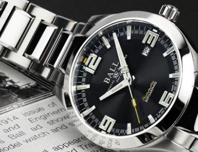 Niezwykłe zegarki od prestiżowej marki Ball - zdjęcie