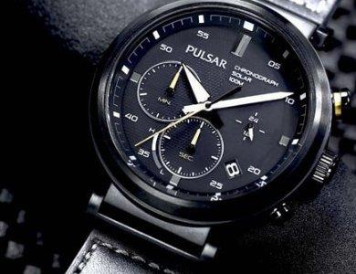 Zegarki Pulsar. Sportowa klasyka i różnorodność - zdjęcie