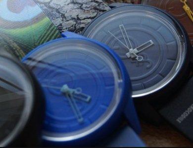 Solarne zegarki QQ Smile Solar - zdjęcie
