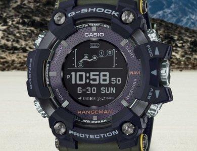 Nowy zegarek survivalowy G-SHOCK Rangeman Professional - zdjęcie