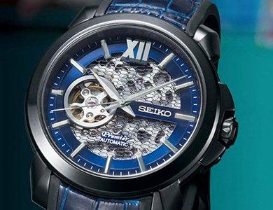 Seiko Premier Novak Djokovic Limited Edition - klasyka i nowoczesność - zdjęcie