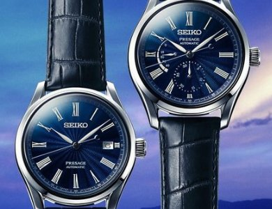 Seiko Presage Shippo Enamel Limited Edition - zdjęcie