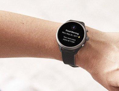 Smartwatch sportowy Fossil Q - zdjęcie