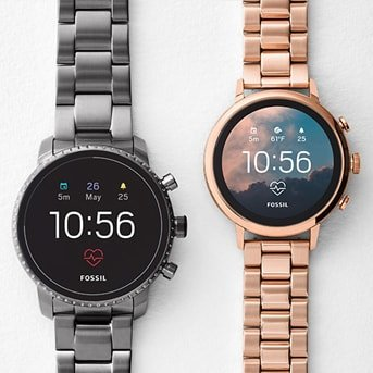 cyfrowe smartwatche Fossil Q
