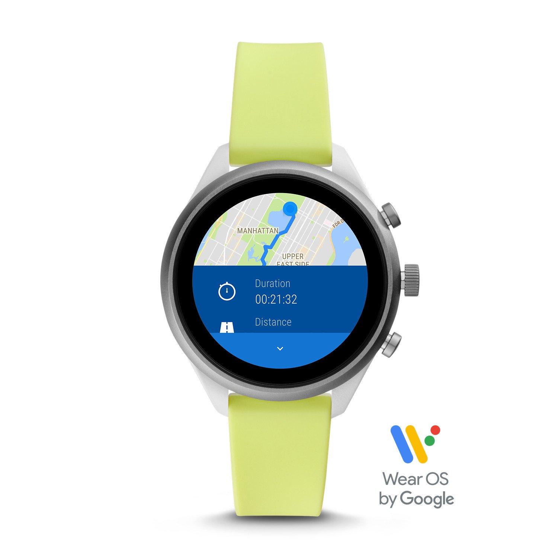 Zegarek także umożliwia ustalać harmonogram treningów, który pomoże nam w utrzymaniu zdrowego trybu życia.