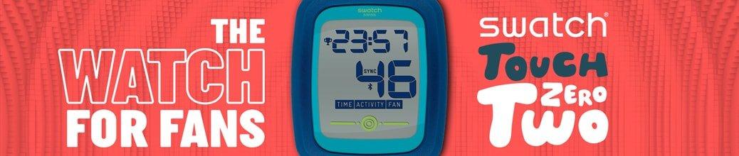 Zegarek Swatch Touch