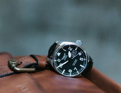 Szwajcarskie zegarki Aviator o rosyjskich korzeniach - zdjęcie
