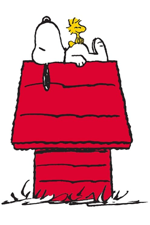 Snoopy czyli ulubiona przez dzieci postać komiksowa.
