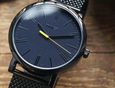 Kultowy Timex teraz na bransolecie mesh ! - zdjęcie