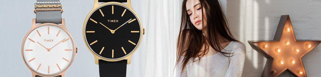 Zegarki Timex Transcend