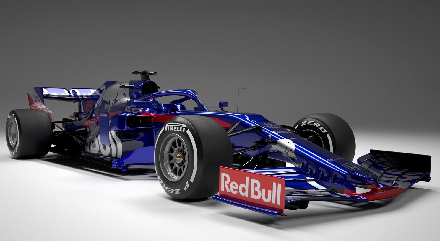 Bolid Formuły 1, który zaprojektowany został za pomocą nowoczesnych technologii komputerowych, wykorzystujących system CAD i CAM.