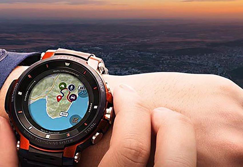 Zegarek Protrek od Casio