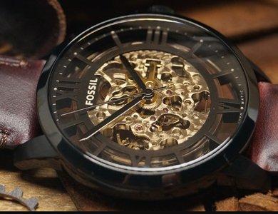 Liczy się wnętrze, czyli automatyczny zegarek Fossil - zdjęcie