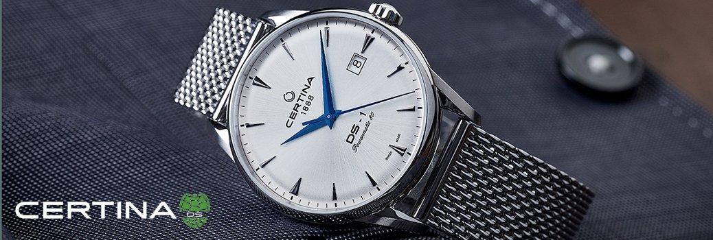 Zegarek Certina DS-1