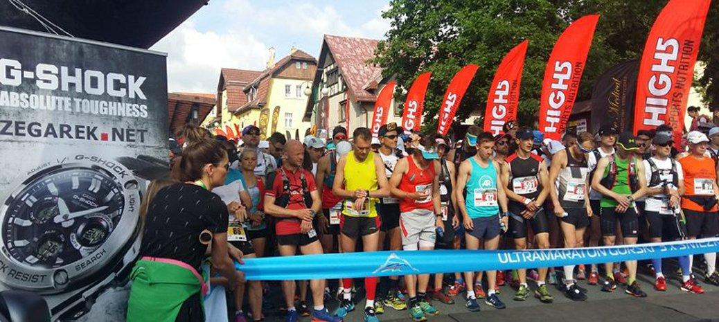 Czwarta edycja ultramaratonu górskiego.