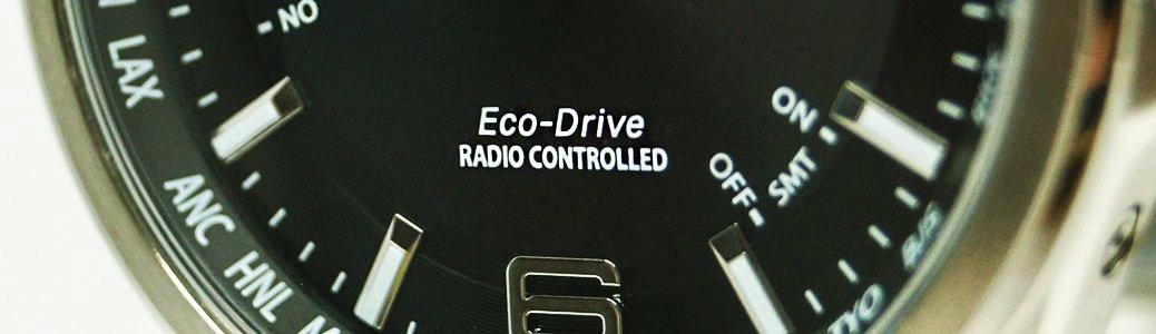Technologia radio-controlled stosowana w zegarkach Citizen.