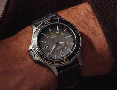 Solarna technologia marki Timex - zdjęcie
