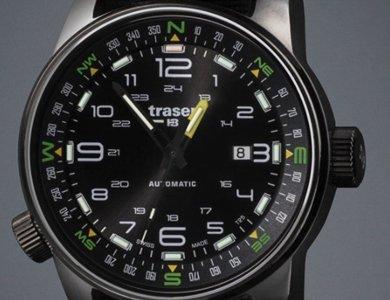Zegarki szwajcarskie Traser – nowe modele militarne - zdjęcie
